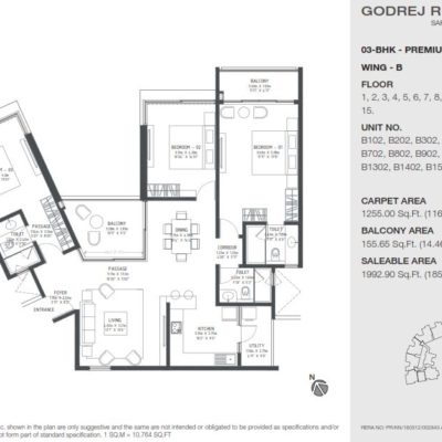 godrej-reflections-lake-facing-floor-plan