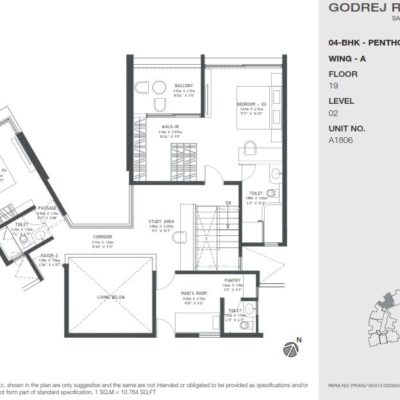 godrej-reflections-penthouse-duplex-plan